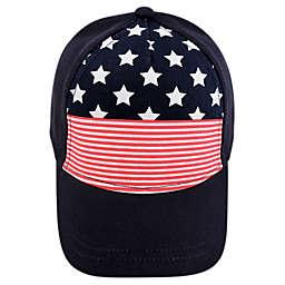 da8a886a286 Addie   Tate Americana Baseball Cap in Blue