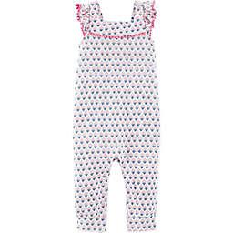 carter's® Girl Floral Romper Jumpsuit