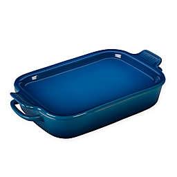 Le Creuset® 2.75 qt. Rectangular Casserole Dish with Platter Lid
