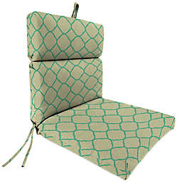 Print Dining Chair Cushion in Sunbrella® Fabric