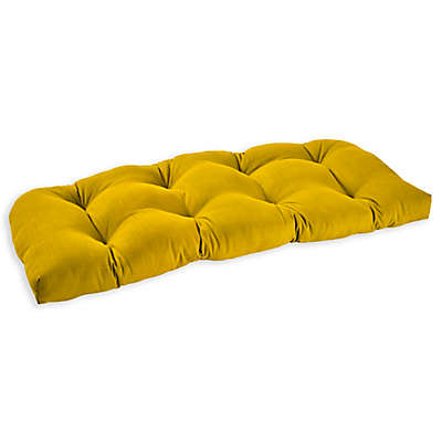Forsyth Solid Outdoor Sette Cushion