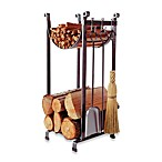 Enclume® Hearth Collection Sling Rack with Bar and Tools