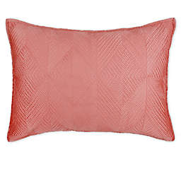 Wamsutta® Bliss King Pillow Sham in Rose