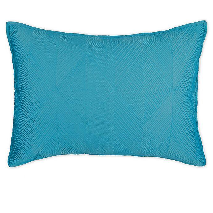 Alternate image 1 for Wamsutta® Bliss Standard Pillow Sham in Dark Teal