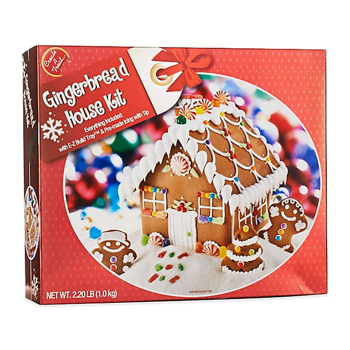 view a larger version of this product image click to zoom alternate image 1 for gingerbread house kit
