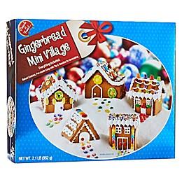 Gingerbread Mini Village Kit