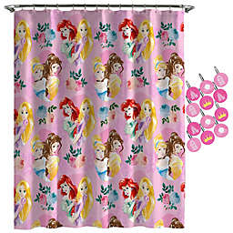 Disneyreg Princess Sassy Shower Curtain
