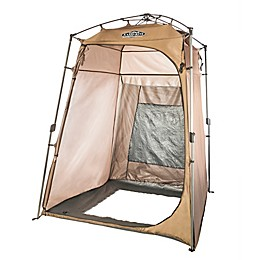 Kamp-Rite® Privacy Shelter with Shower in Tan
