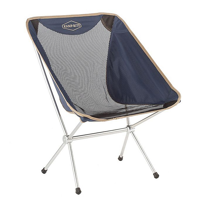 Alternate image 1 for Kamp-Rite® Ultra Lite Chair in Blue