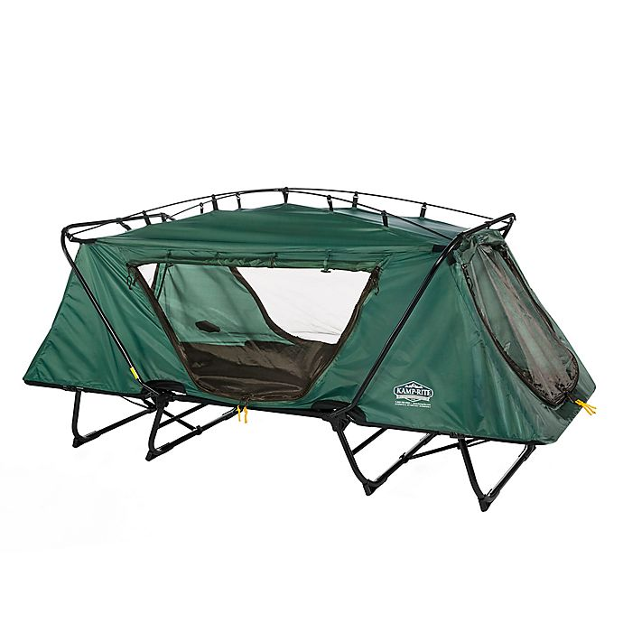 Alternate image 1 for Kamp-Rite® 1-Person Oversized Tent Cot in Green