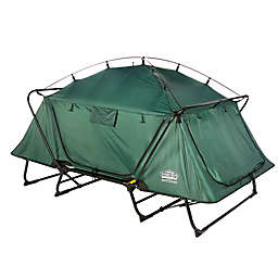 Kamp-Rite® Tri-Fold Double Tent Cot in Green