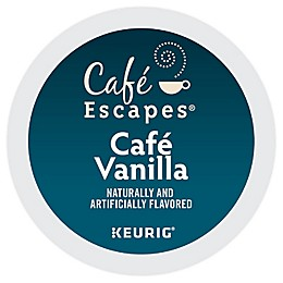 Café Escapes® Café Vanilla Keurig® K-Cup® Pods 16-Count