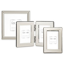 Eccolo™ Silver Plated Frame Collection