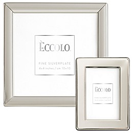 Eccolo™ Silver Plated Frame