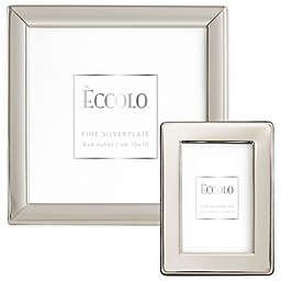 Eccolo™ Silver Plated Frame