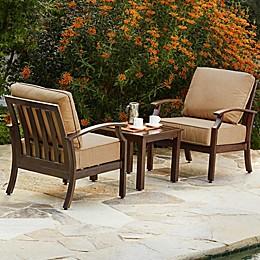 Royal Garden Bridgeport 3-Piece Seating Set