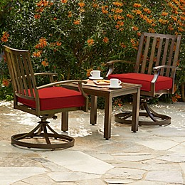 Royal Garden Bridgeport 3-Piece Bistro Set