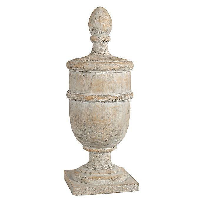 Alternate image 1 for A&B Home Chester Large Finial Decorative Accent