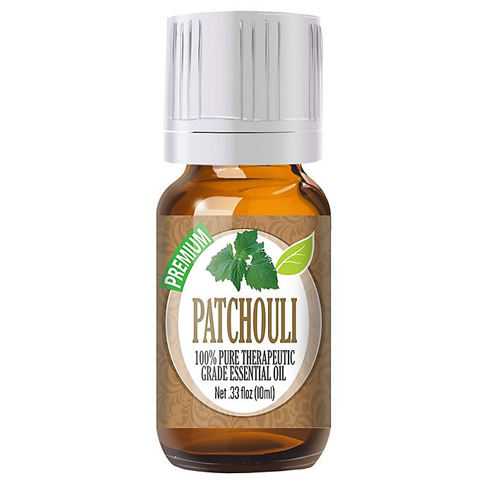 Alternate image 1 for Healing Solutions Patchouli Aromatherapy Essential Oil