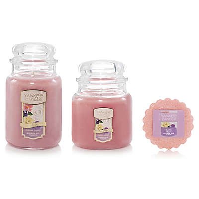 Yankee Candle® Floral Candy Candle Collection