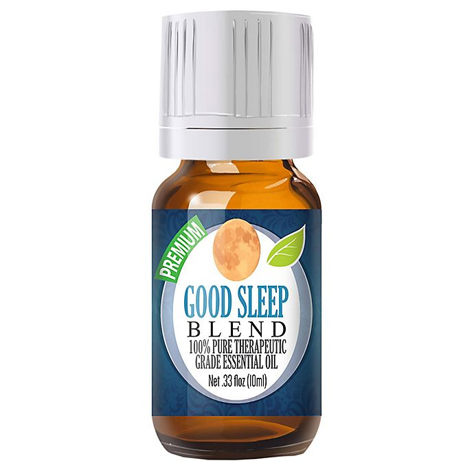 Alternate image 1 for Healing Solutions Good Sleep Essential Oil Blend
