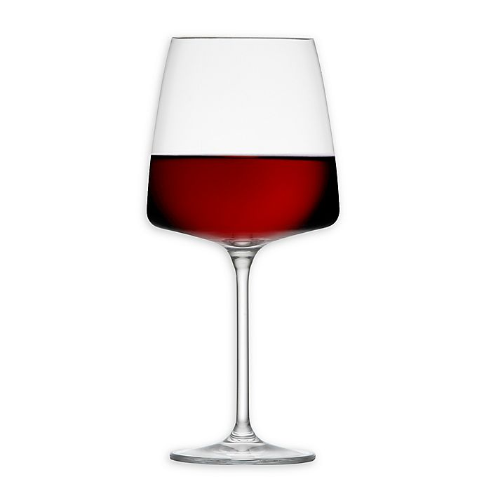 Alternate image 1 for Scott Zwiesel® Sensa Burgundy Wine Glass (Set of 6)