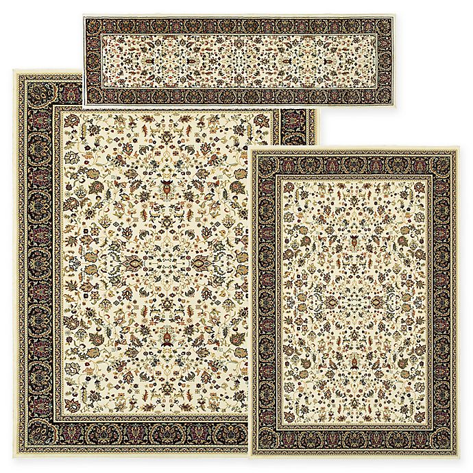 Alternate image 1 for Alexandria Agra Woven Rug Set
