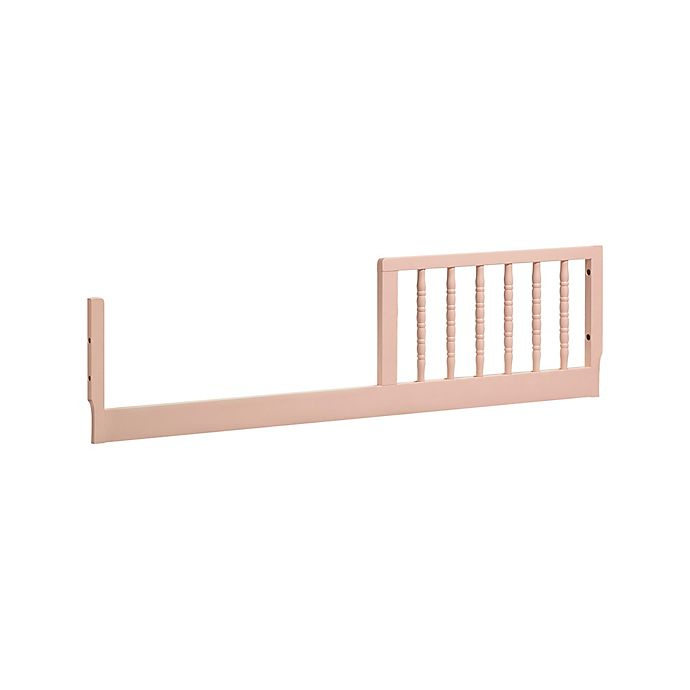 Alternate image 1 for DaVinci Jenny Lind Collection Toddler Bed Conversion Kit in Blush Pink