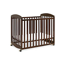 DaVinci Alpha Mini Rocking Crib in Espresso