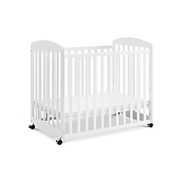 DaVinci Alpha Mini Rocking Crib in White