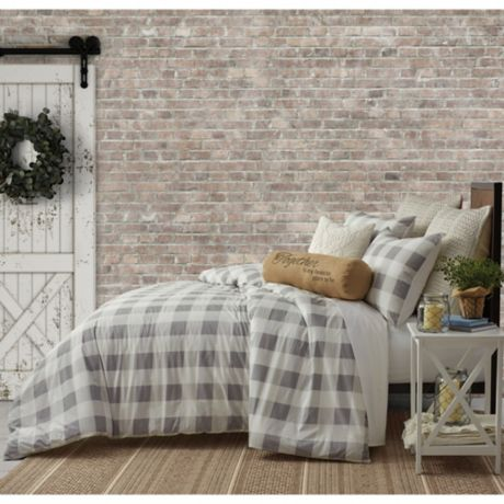 Bee Amp Willow Home Buffalo Check Bedding Collection Bed