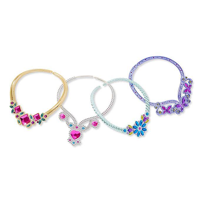 Alternate image 1 for Melissa & Doug® 4-Pack Dress-Up Necklaces