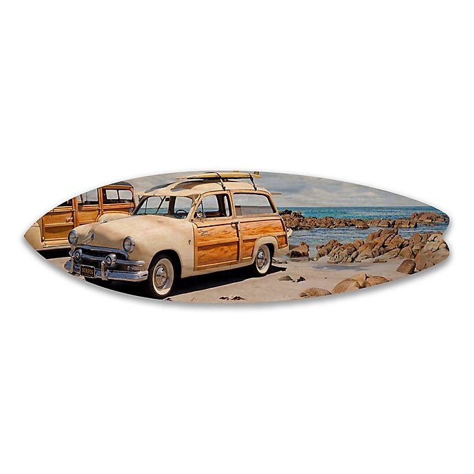 Alternate image 1 for Classic Woodie Birch Wood Wall Art