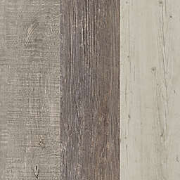 Allure Light Solidity™ 18-Piece Decorative Wood-Look Vinyl Planks in Cottage Blend Multi-Grey