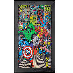 Marvel® Comics Avengers Comic Book 13-Inch x 19-Inch Framed Wall Art