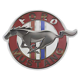 Ford Mustang 17.25-Inch x 14-Inch Metal Wall Art
