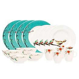 Simply Fine Lenox® Chirp™ 16-Piece Dinnerware Set