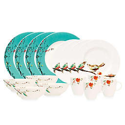 Simply Fine Lenox® Chirp™ 16-Piece Dinnerware Set
