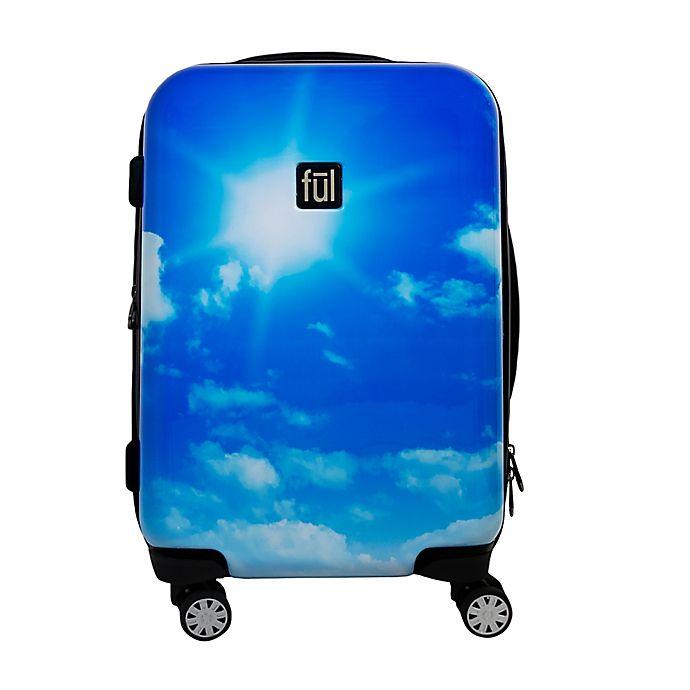 Alternate image 1 for ful® Blue Sky 21-Inch Hardside Spinner Carry On Luggage