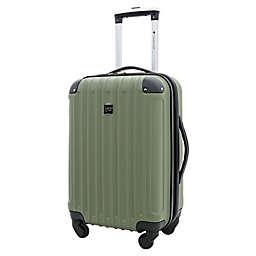 Traveler's Club® Madison II 20-Inch Hardside Spinner Carry-on
