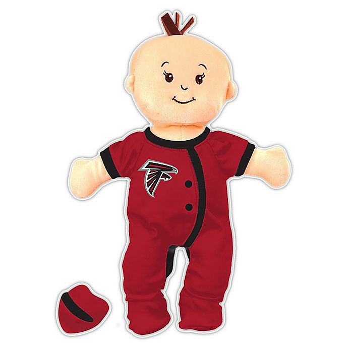 best website d1737 11ae1 NFL Atlanta Falcons 12-Inch Team Doll | buybuy BABY