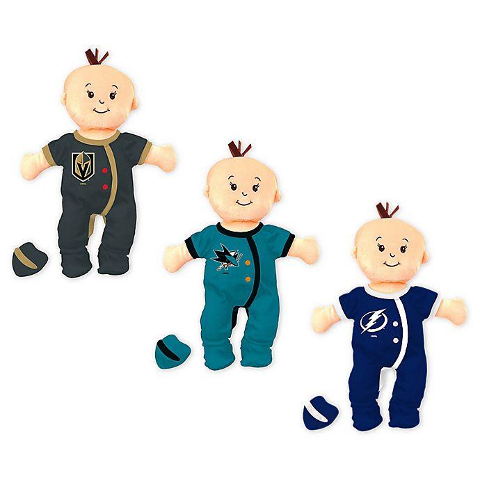 Alternate image 1 for NHL 12-Inch Team Doll