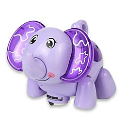 LINSAY® Baby Elephant Smart Toy with LED Lights