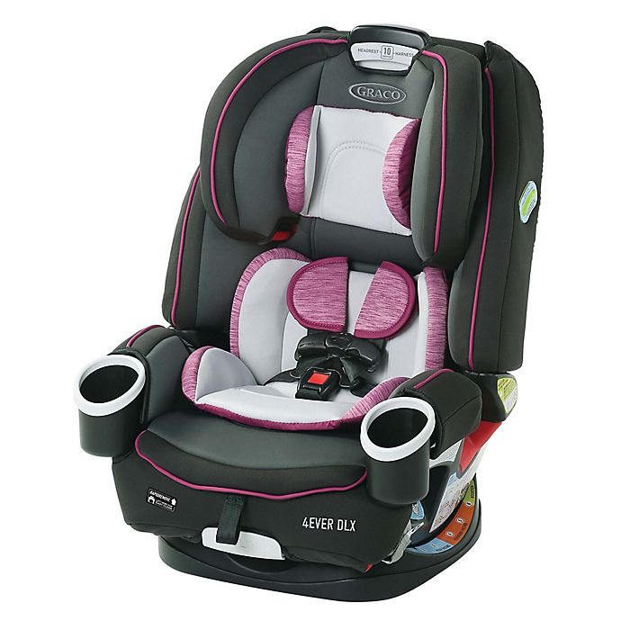 Graco® 4Ever® DLX 4-in-1 Convertible Car Seat | Bed Bath ...