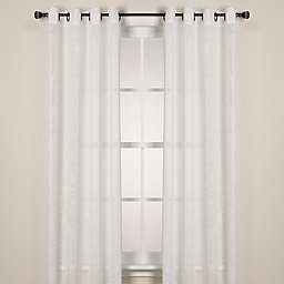 Alton Solid Grommet Window Curtain Panel