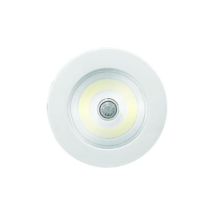 Alternate image 1 for Over-Lite Motion Activated Ceiling/Wall Light