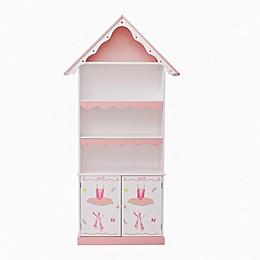 Fantasy Fields Swan Lake Bookshelf in Pink