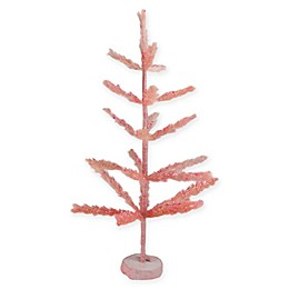 Northlight® Sisal Pine 30-Inch Artificial Easter Tree in Pink