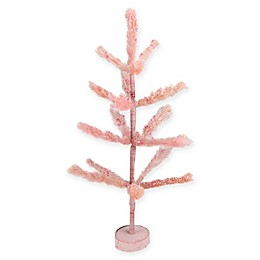Northlight® Sisal Pine 24-Inch Artificial Easter Tree in Pink