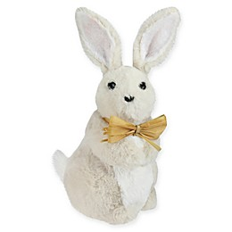 Northlight® 11.5-Inch Easter Bunny Boy Figure in Brown